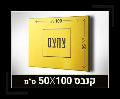 קנבס 50-100