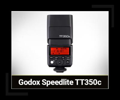 Godox Speedlite TT350c