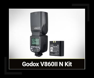 Godox V860II N Kit