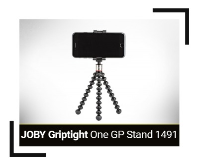 JOBY Griptight One GP Stand 1491