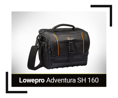 Lowepro Adventura SH 160
