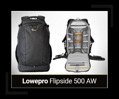 Lowepro Flipside 500 AW