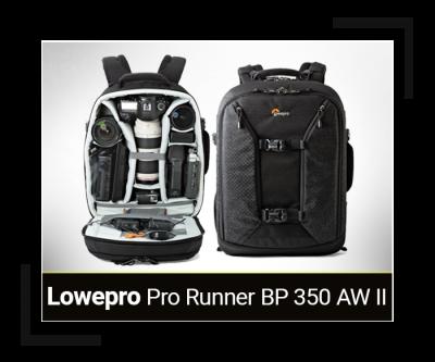 Lowepro Pro Runner BP 350 AW II
