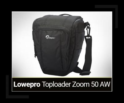 Lowepro Toploader Zoom 50 AW