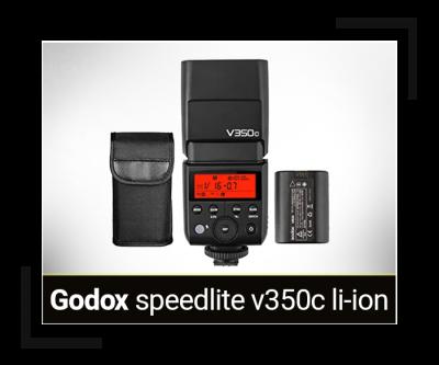 godox speedlite v350c li-ion